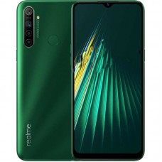 REALME 5i 4GB 64GB DS Forest Green (by Oppo )
