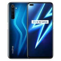 REALME 6 PRO 8GB 128GB DS Lightning Blue (by Oppo )
