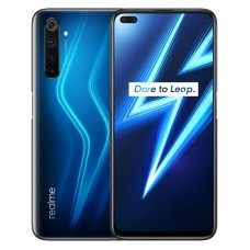 REALME 6 PRO 6GB 128GB DS Lightning Blue (by Oppo )