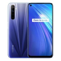 REALME 6 4GB 128GB DS Comet Blue (by Oppo )
